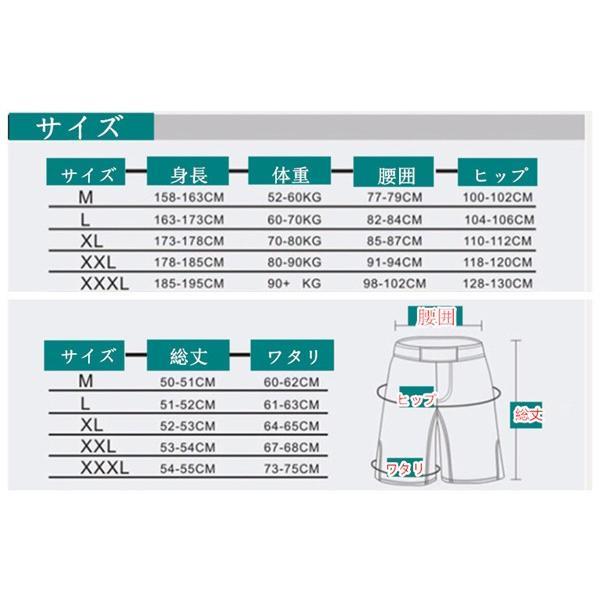 ボクシング トレーニング ハーフパンツ メンズ スポーツウェア コンバット トレーニングウェア goshu-kiki 02