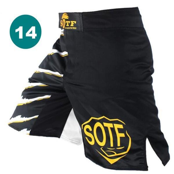 ボクシング トレーニング ハーフパンツ メンズ スポーツウェア コンバット トレーニングウェア goshu-kiki 04