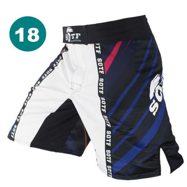 ボクシング トレーニング ハーフパンツ メンズ スポーツウェア コンバット トレーニングウェア goshu-kiki 07