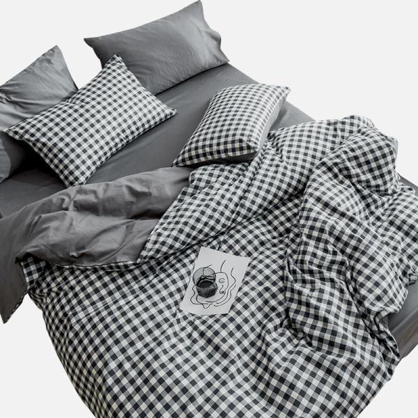 布団カバー シーツ 枕カバー 3点セット 洋式 ビスコース ダブル 寝具 涼感 枕カバー 滑らか 母の日 プレゼント|goshu-kiki|07