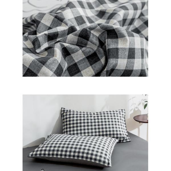 布団カバー シーツ 枕カバー 3点セット 洋式 ビスコース ダブル 寝具 涼感 枕カバー 滑らか 母の日 プレゼント|goshu-kiki|08