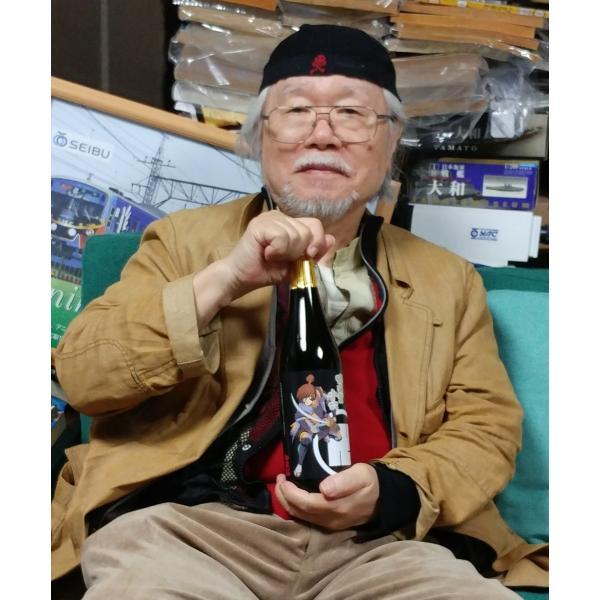 日本酒 戦国のアルカディア 名将銘酒47撰 御殿桜 特別純米酒 蜂須賀小六ラベル720ml|gotensakura|05