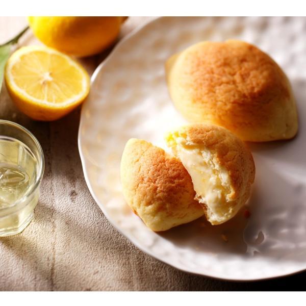 八天堂 クリームパン スイーツ 八天堂 プレミアムフローズン くりーむパン 檸檬パン 詰合せ