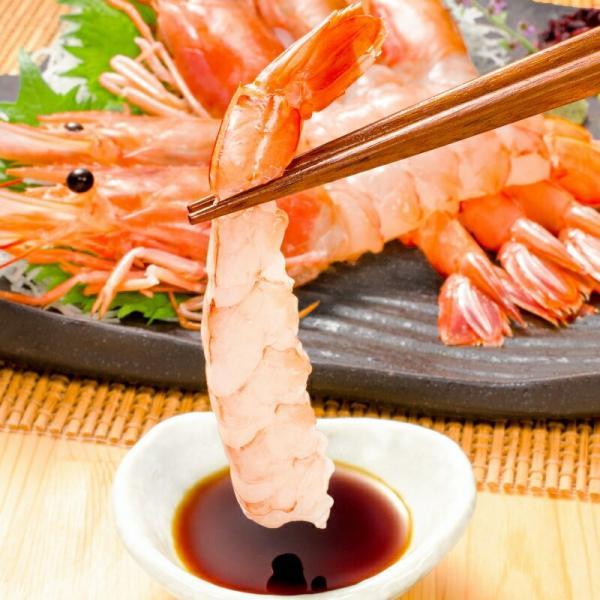 赤海老 赤えび 2kg 特大 L2 30〜60尾 業務用 1箱 赤エビ あかえび アカエビ 寿司 刺身用|gourmet-no-ousama|05