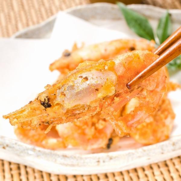 甘海老 唐揚げ 1kg (甘海老 甘えび 甘エビ)|gourmet-no-ousama|02