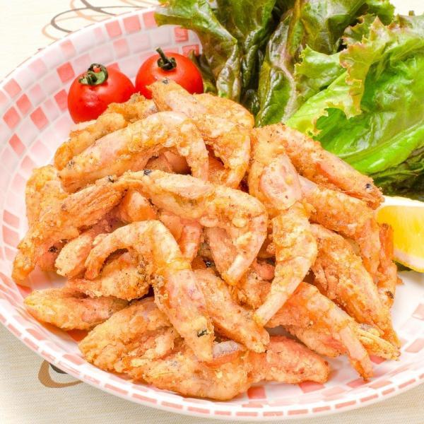 甘海老 唐揚げ 1kg (甘海老 甘えび 甘エビ)|gourmet-no-ousama|03