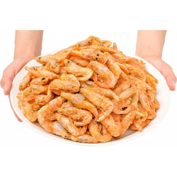 甘海老 唐揚げ 1kg (甘海老 甘えび 甘エビ)|gourmet-no-ousama|07