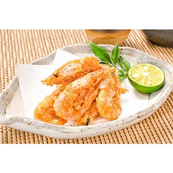 甘海老 唐揚げ 1kg (甘海老 甘えび 甘エビ)|gourmet-no-ousama|10