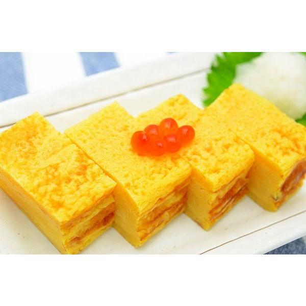 厚焼玉子 400g 冷凍 厚焼き玉子 ノーカット|gourmet-no-ousama|03