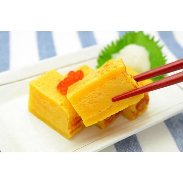厚焼玉子 400g 冷凍 厚焼き玉子 ノーカット|gourmet-no-ousama|04