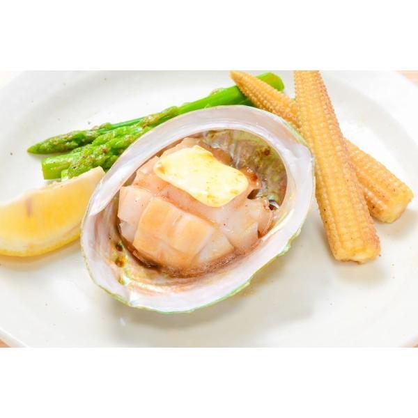 あわび Lサイズ 1kg 1箱12個入り(殻つきお刺身用アワビ 翡翠の瞳)|gourmet-no-ousama|14