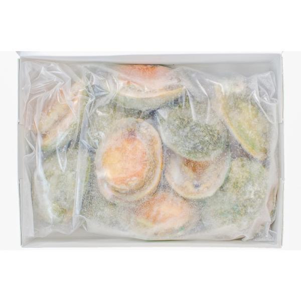 あわび Lサイズ 1kg 1箱12個入り(殻つきお刺身用アワビ 翡翠の瞳)|gourmet-no-ousama|19
