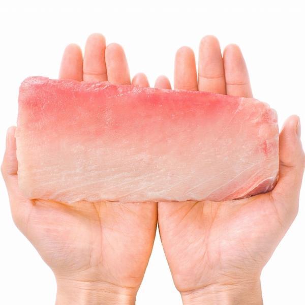 トロびんちょうまぐろ 1kg (ビンチョウマグロ トロビンチョウ びんとろ ビントロ まぐろ マグロ 鮪 刺身) gourmet-no-ousama 15