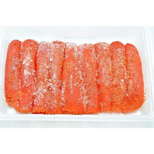 千曲屋 辛子明太子 めんたいこ 1kg(500g ×2)(訳あり わけあり ワケあり 穴あき バラ)|gourmet-no-ousama|15