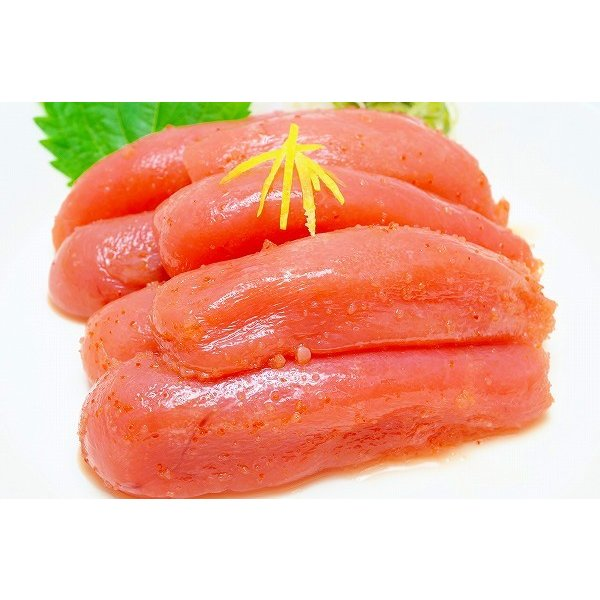 千曲屋 辛子明太子 めんたいこ 1kg(500g ×2)(訳あり わけあり ワケあり 穴あき バラ)|gourmet-no-ousama|06