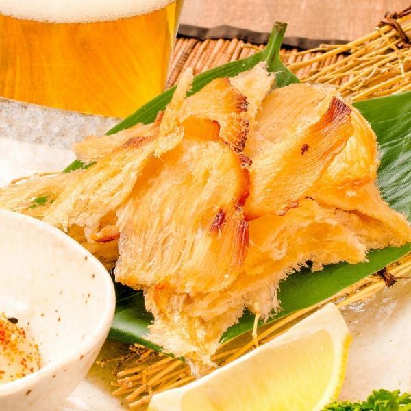 えいひれ エイヒレ 炙りえいひれ 焼きえいひれロール 業務用 155g|gourmet-no-ousama|02