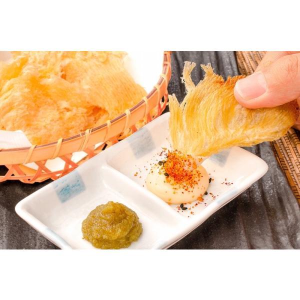 えいひれ エイヒレ 炙りえいひれ 焼きえいひれロール 業務用 155g|gourmet-no-ousama|09