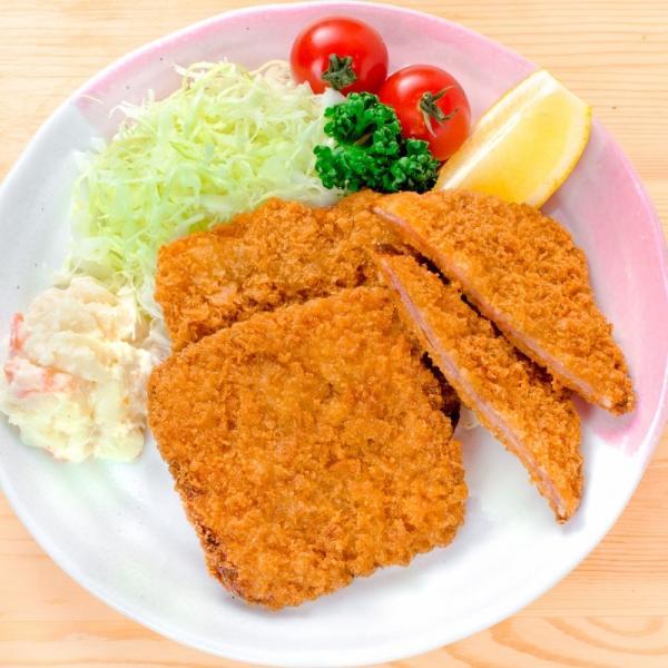 ハムカツ 昔ながらのハムカツ 50g×20個 1kg(ハム ソーセージ)|gourmet-no-ousama|04