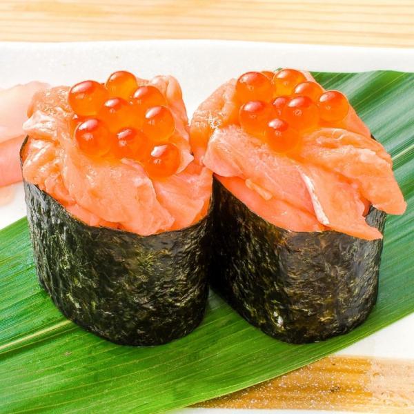 (訳あり わけあり ワケあり)サーモン 大トロ ハラス 切り落とし 500g(生食用スライス 500g アトランティックサーモン) gourmet-no-ousama 09