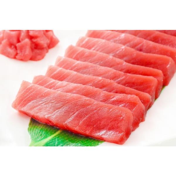 (マグロ まぐろ 鮪) 本まぐろ 中トロ 1kg (本マグロ 本鮪 刺身) gourmet-no-ousama 09