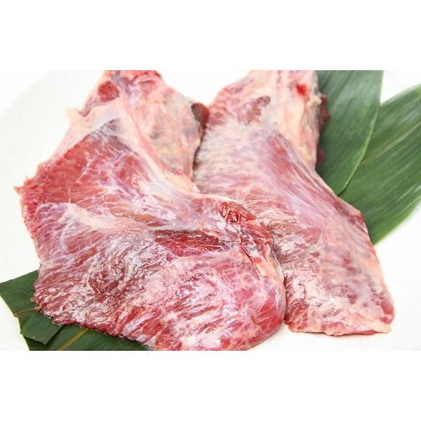 まぐろほほ肉 500g(特大肉厚 ホホ肉 頬肉 ツラミ まぐろ マグロ 鮪 刺身)|gourmet-no-ousama|03