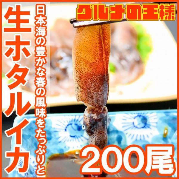 ホタルイカ ほたるいか 200尾 約150g×10パック 富山産 刺身用 いか イカ 烏賊 生ホタルイカ