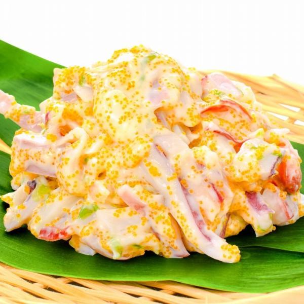 ほっき貝入り海鮮サラダ200g(ホッキ貝 北寄貝)|gourmet-no-ousama|05