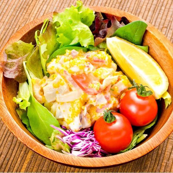 ほっき貝入り海鮮サラダ200g(ホッキ貝 北寄貝)|gourmet-no-ousama|08