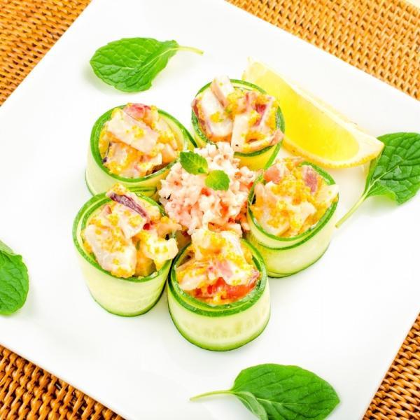 ほっき貝入り海鮮サラダ200g(ホッキ貝 北寄貝)|gourmet-no-ousama|10