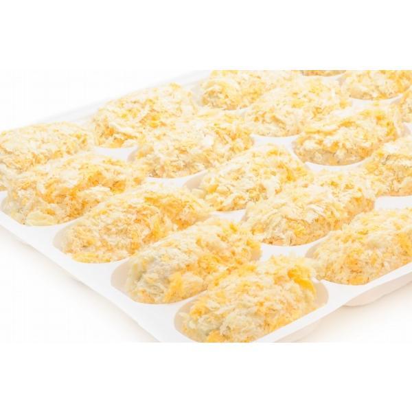 牡蠣フライ 手造りカキフライ 20個(500g)|gourmet-no-ousama|14