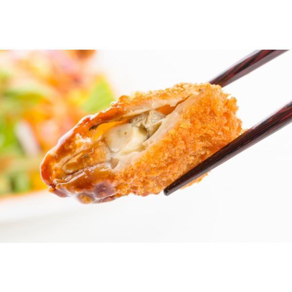 牡蠣フライ 手造りカキフライ 20個(500g)|gourmet-no-ousama|07