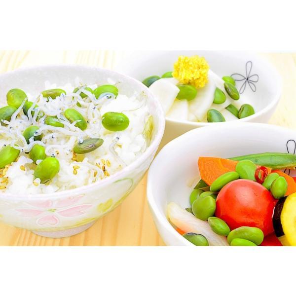 塩茹で 黒枝豆 えだまめ 500g 業務用 冷凍|gourmet-no-ousama|13