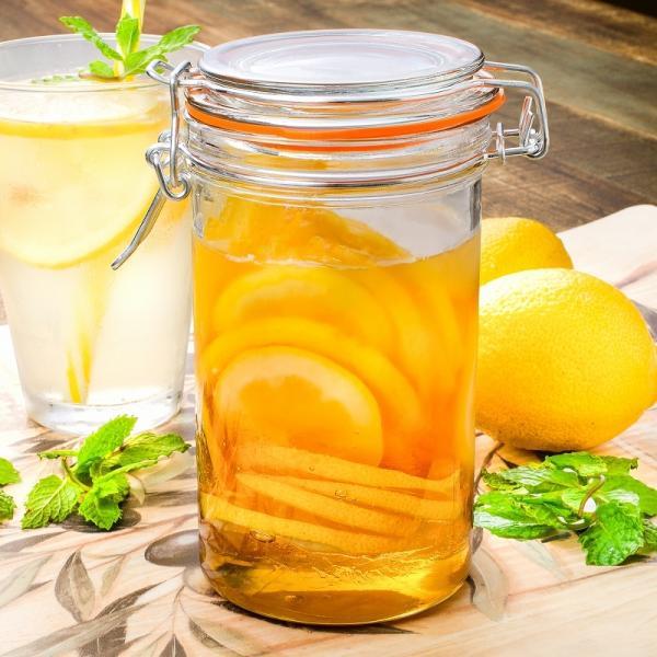 冷凍レモン スライス 500g ×1パック 輪切り カット済み レモン スライス レモンサワー レモネード フルーツジュース はちみつレモン レモンティー|gourmet-no-ousama|13