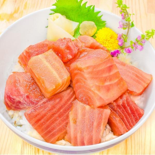 (訳あり わけあり ワケあり) メバチまぐろ ぶつ切り 1kg (マグロ まぐろ 鮪 刺身)|gourmet-no-ousama|11