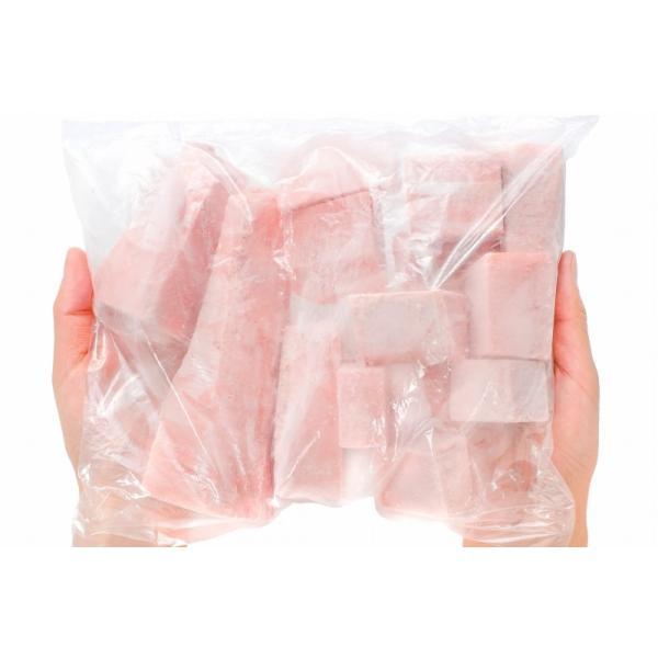 (訳あり わけあり ワケあり) メバチまぐろ ぶつ切り 1kg (マグロ まぐろ 鮪 刺身)|gourmet-no-ousama|13