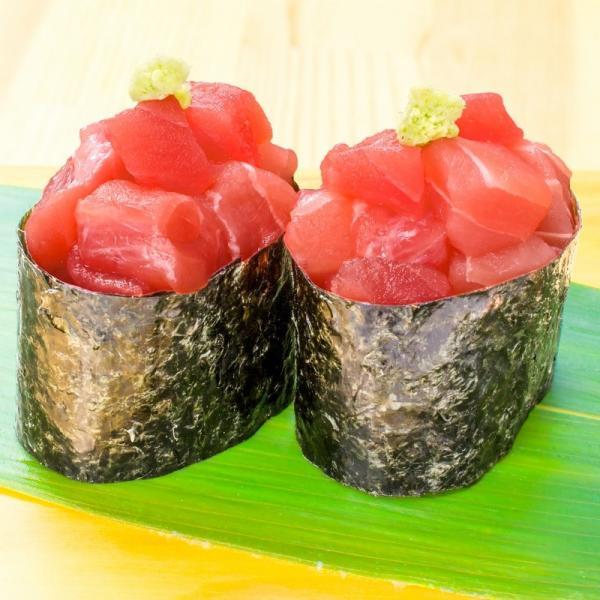 (訳あり わけあり ワケあり) メバチまぐろ ぶつ切り 1kg (マグロ まぐろ 鮪 刺身)|gourmet-no-ousama|10