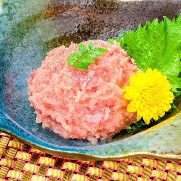 プレミアム ネギトロ 王様のネギトロ 200g(ねぎとろ マグロ まぐろ 鮪 海鮮丼 刺身)|gourmet-no-ousama|07