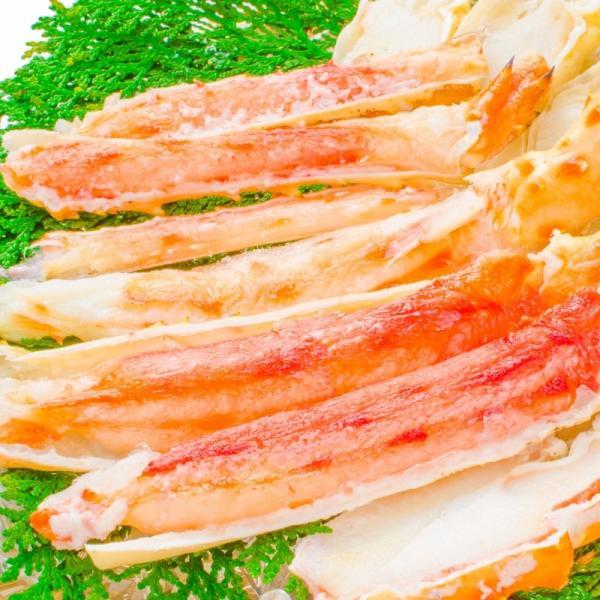 ミナミタラバガニ ハーフポーション ハーフカット済み(冷凍総重量500g前後×3パック・合計1.5kg前後・ボイル冷凍)|gourmet-no-ousama|04