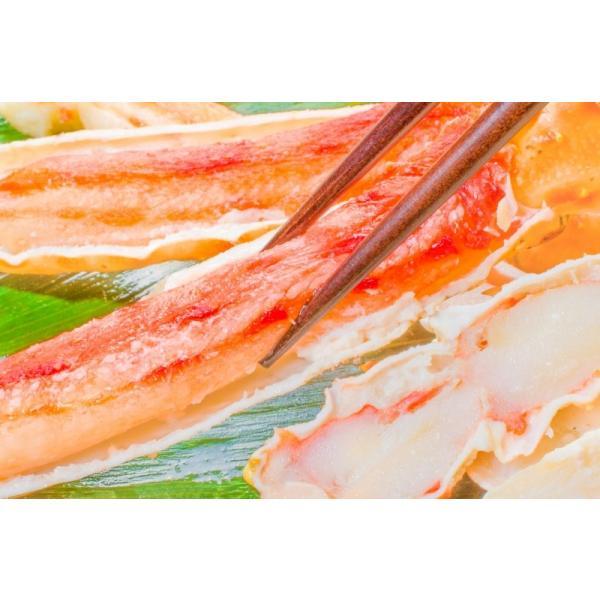 ミナミタラバガニ ハーフポーション ハーフカット済み(冷凍総重量500g前後×3パック・合計1.5kg前後・ボイル冷凍)|gourmet-no-ousama|07