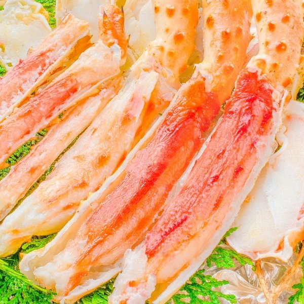 ミナミタラバガニ ハーフポーション ハーフカット済み(冷凍総重量500g前後・ボイル冷凍)|gourmet-no-ousama|03