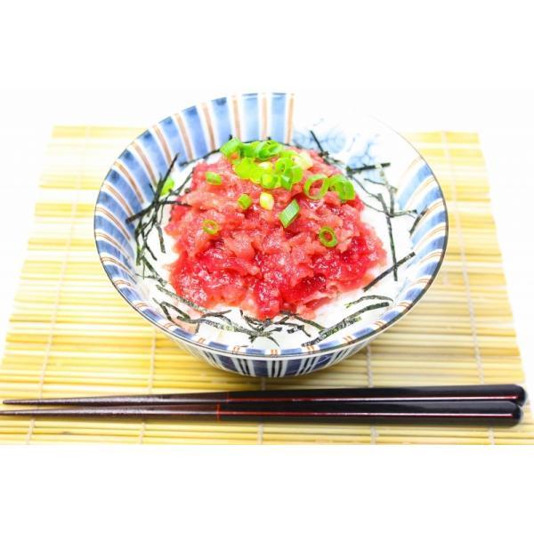 本まぐろ 本マグロ 本鮪 中落ち 1kg前後 骨付き(ナカオチ なかおち )海鮮丼 ネギトロ 刺身|gourmet-no-ousama|08