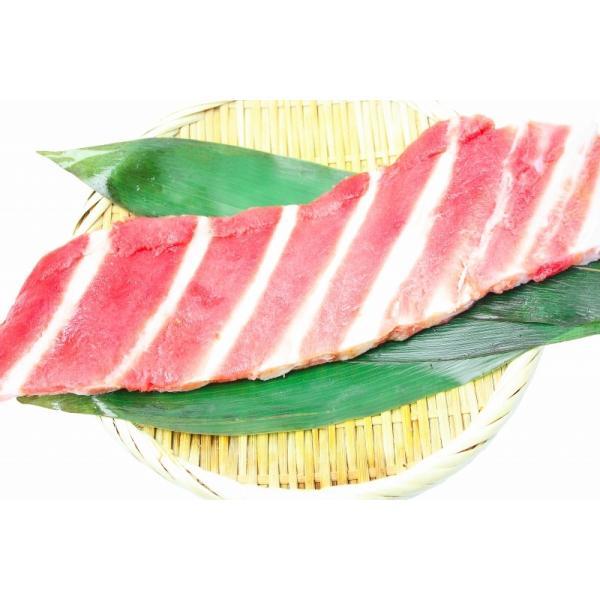本まぐろ 本マグロ 本鮪 中落ち 1kg前後 骨付き(ナカオチ なかおち )海鮮丼 ネギトロ 刺身|gourmet-no-ousama|09