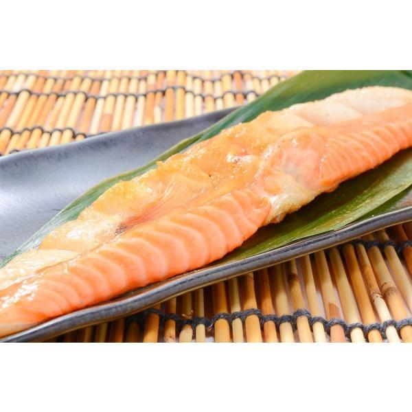 (サーモン 鮭 サケ) トロサーモンハラス(500g)(ハラス 鮭 さけ しゃけ)|gourmet-no-ousama|06