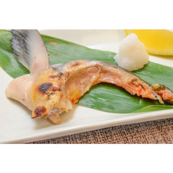 (サーモン 鮭 サケ) 鮭カマ(10〜12枚前後・冷凍時総重量1kg・真空パック)|gourmet-no-ousama|04