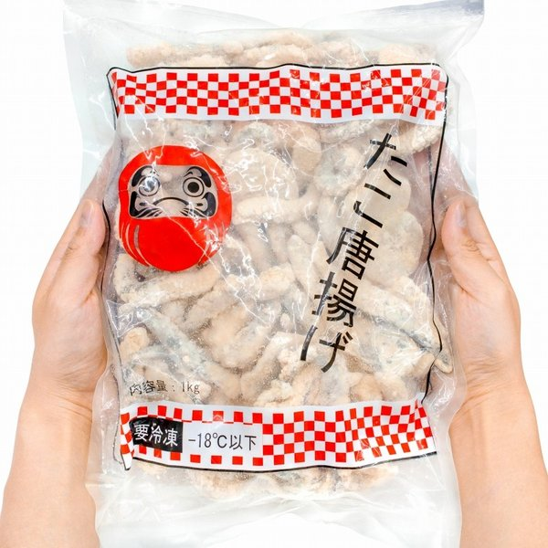 たこ唐揚げ タコ唐揚げ 1kg たこから揚げ タコから揚げ たこ タコ 蛸 から揚げ からあげ ギフト gourmet-no-ousama 09