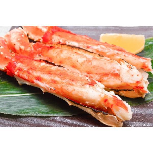 タラバガニ2.6kg前後(超極太7Lサイズ×2肩)(BBQ バーベキュー)|gourmet-no-ousama|16