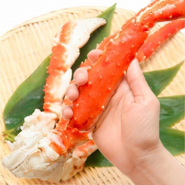 タラバガニ2.6kg前後(超極太7Lサイズ×2肩)(BBQ バーベキュー)|gourmet-no-ousama|09