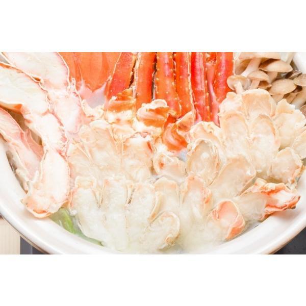 (訳あり ワケあり ワケアリ わけあり) 生タラバガニ 切り落とし端材 1kg (かに鍋 焼きガニ用)|gourmet-no-ousama|11