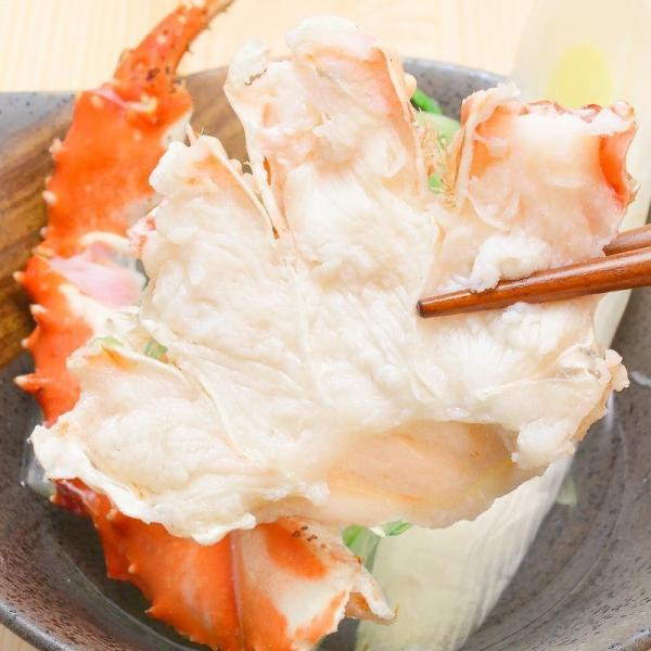 (訳あり ワケあり ワケアリ わけあり) 生タラバガニ 切り落とし端材 1kg (かに鍋 焼きガニ用)|gourmet-no-ousama|13