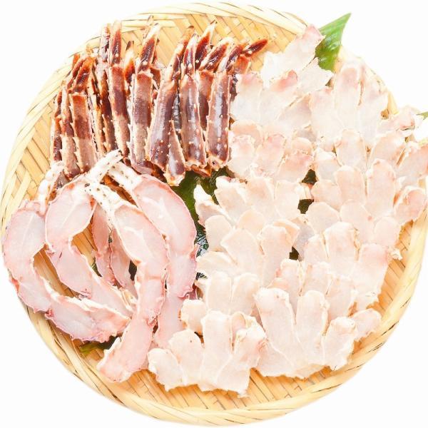 (訳あり ワケあり ワケアリ わけあり) 生タラバガニ 切り落とし端材 1kg (かに鍋 焼きガニ用)|gourmet-no-ousama|02